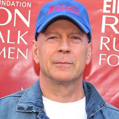 <p>Bruce Willis</p>
