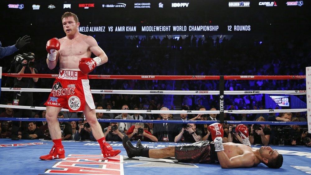 Boxing's biggest names including Canelo Alvarez (left) are free to compete at Rio. (AAP)
