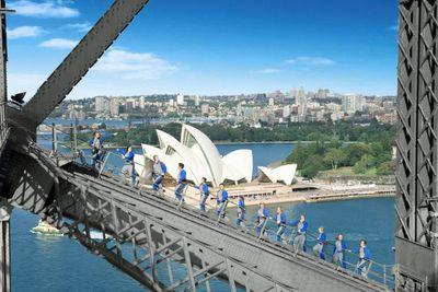 <strong>4. Sydney BridgeClimb – Sydney, Australia</strong>
