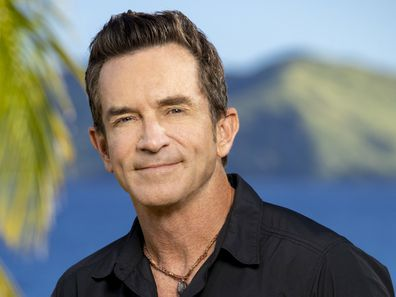 Jeff Probst, Survivor, host, island