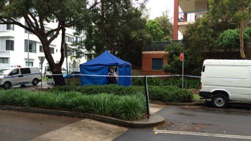 Man's body found in charity bin in Sydney's south