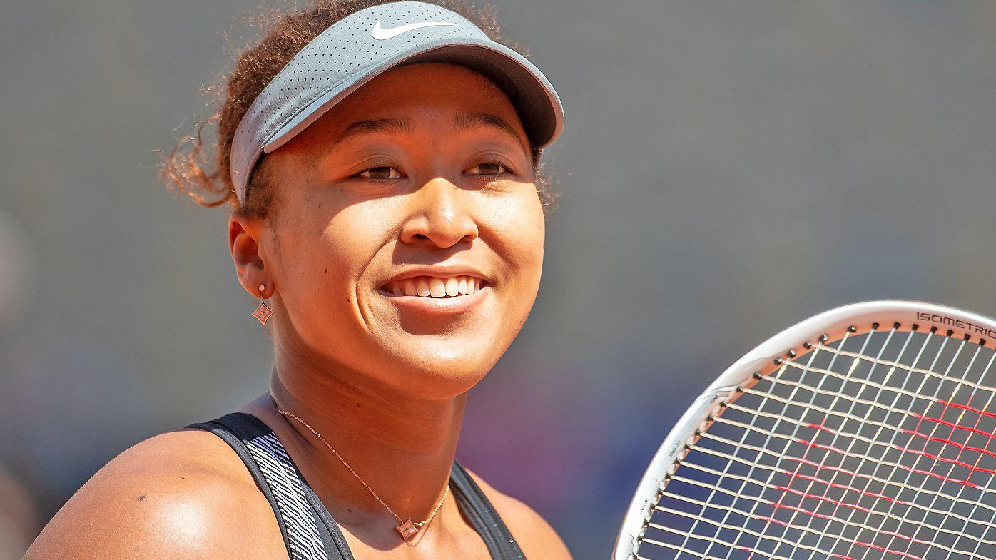 Naomi Osaka withdrew from Roland Garros