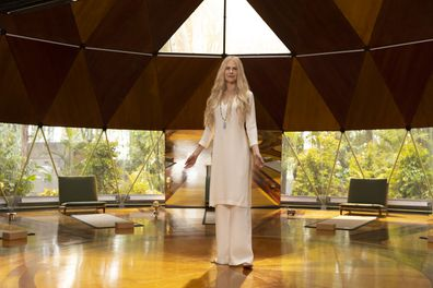 Nine Perfect Strangers -- Episode One - Episode 101 -- Promised total transformation, nine very different people arrive at Tranquillum House, a secluded retreat run by the mysterious wellness guru Masha. Masha (Nicole Kidman), shown.