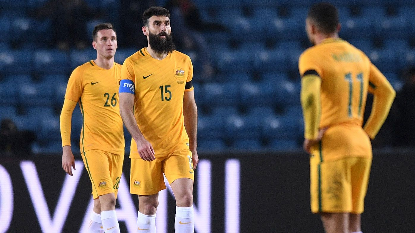 Socceroos sunk by Norway in horror show
