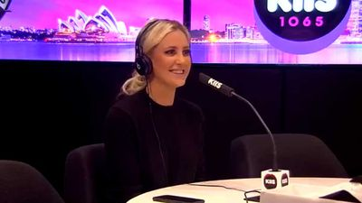 Kyle Sandilands probes Roxy Jacenko on her husband Oliver Curtis' prison antics