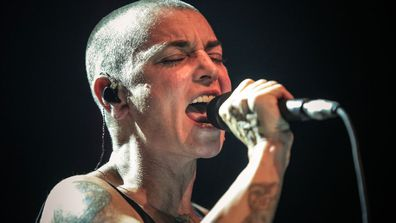 Sinéad O'Connor to enter a year-long treatment program for trauma and addiction