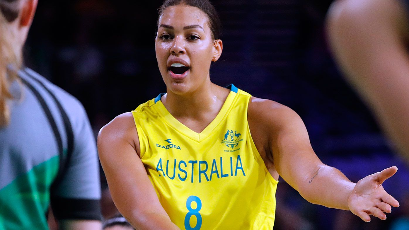Opals star Liz Cambage gives WNBA a spray over treatment of basketball players