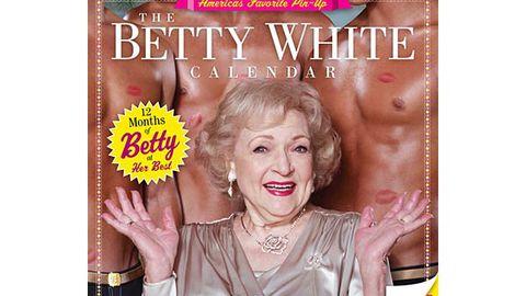 Betty White releasing pin-up calendar