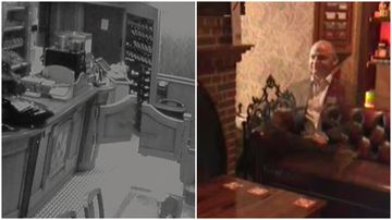 The paranormal pub that claims 'Gilbert the ghost' is real