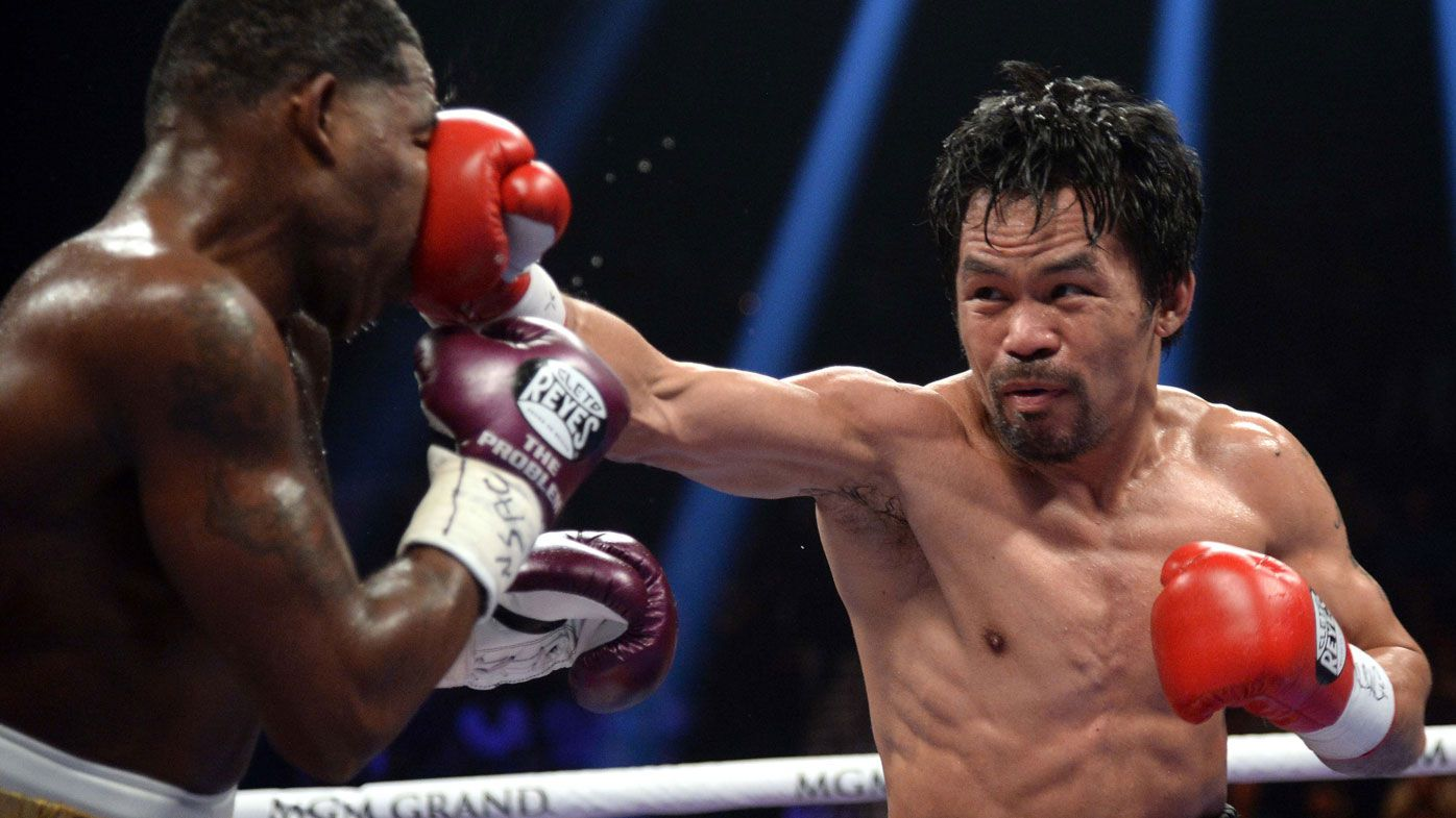 Manny Pacquiao retains WBA welterweight title, defeats defiant Adrien Broner by unanimous decision
