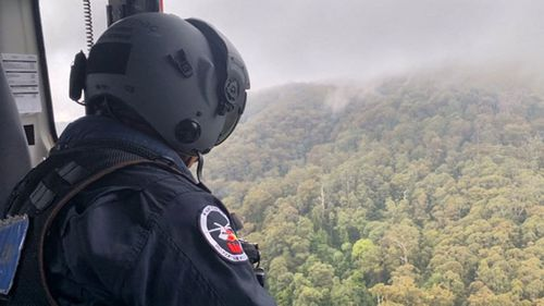 Rescuers have located a small plane almost 24 hours after it faded off NSW radar.