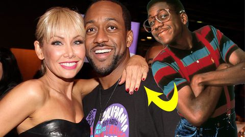 Steve Urkel slams Aussie DWTS partner for 'acting like a baby' after he steps on her foot