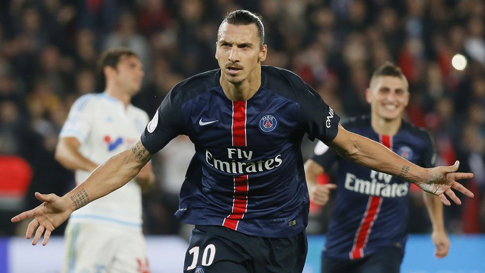 Ibrahimovic to sign for Manchester United