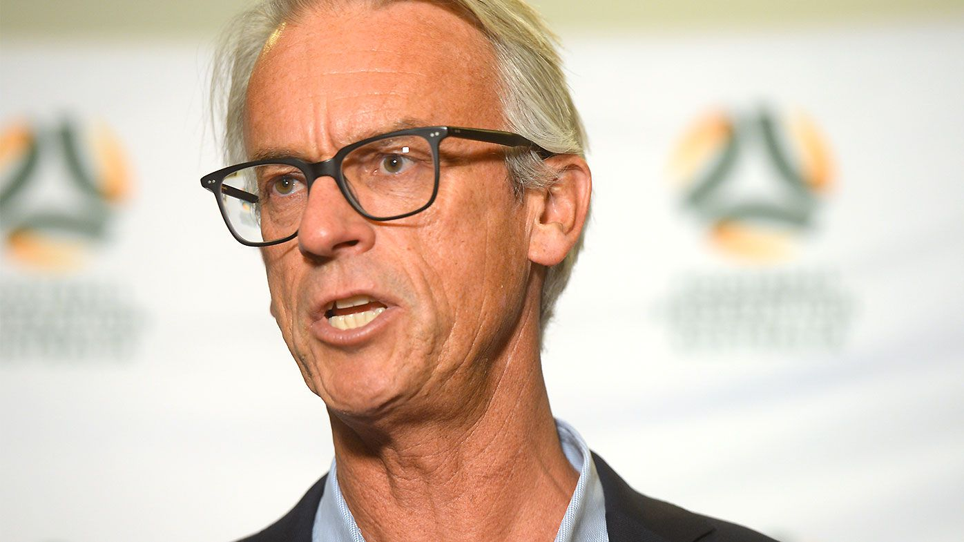 FFA boss David Gallop reportedly set to face review over Stajcic dismissal