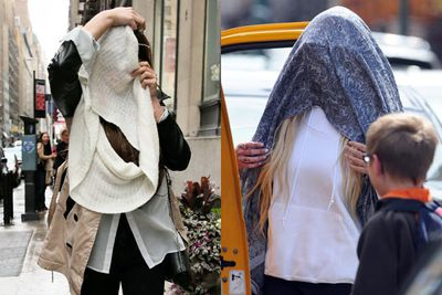 For most of 2013, Amanda has popped up looking dishevelled and elaborately trying to dodge pap attention around the streets of her new home, New York City. A source told <i>E! News</i> that her family and friends in LA were concerned about her behaviour. Some sources claim they've seen her wandering around talking to herself.