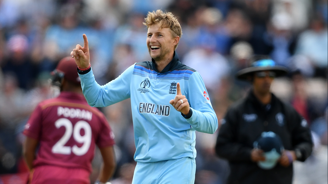 Joe Root stars with bat and ball as England cruises past West Indies