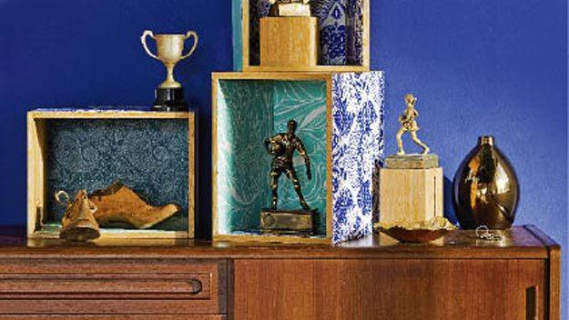 Make this: decorative displays