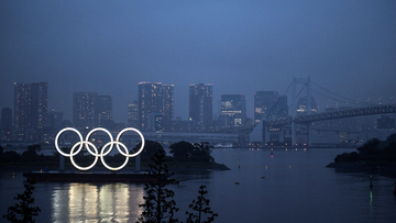 Concern is growing ahead of the 2021 Olympic Games as coronavirus cases surge in Japan.