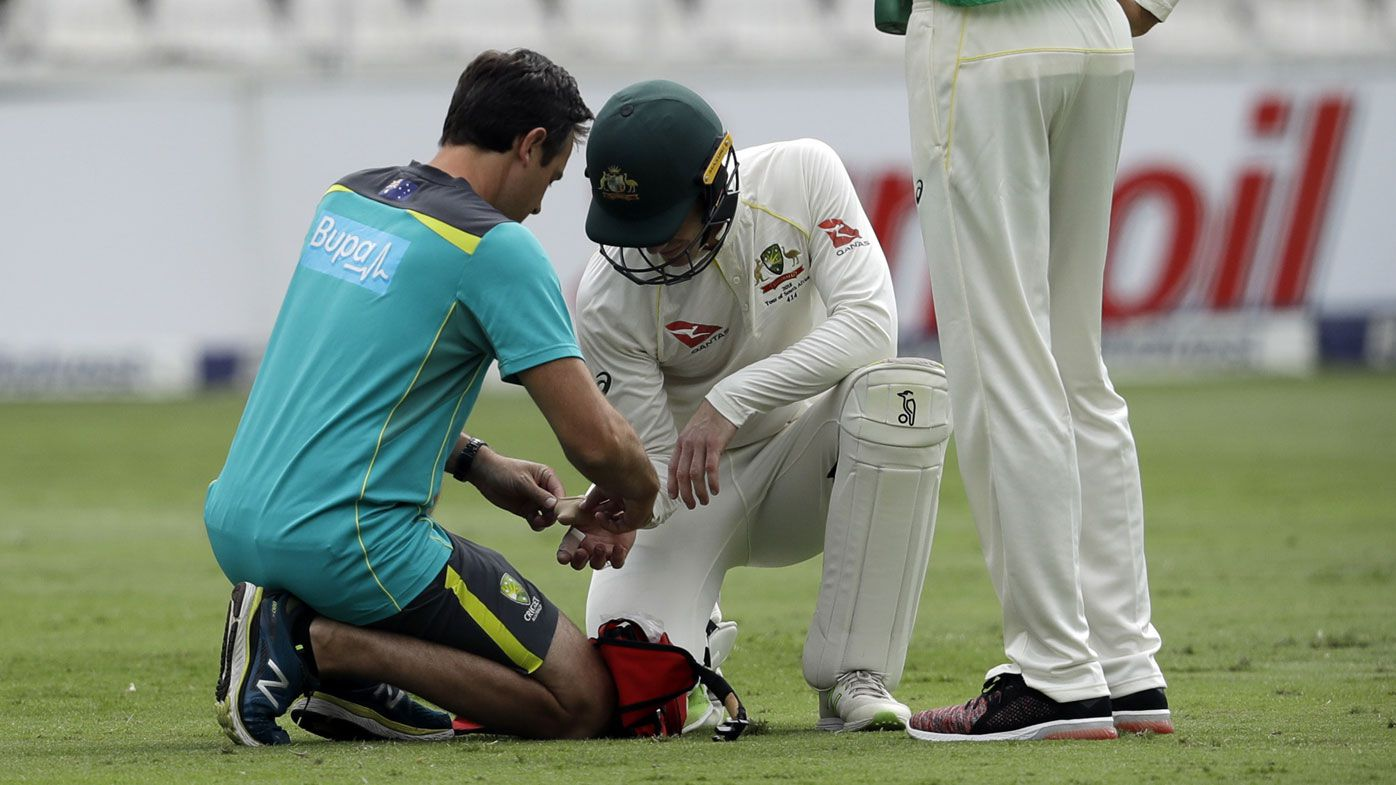 Australian captain Tim Paine plays down broken thumb woes in fourth Test against South Africa