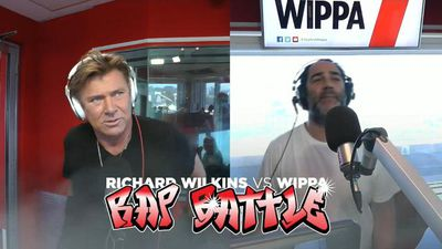 Richard Wilkins roasted by radio host Wippa in rap battle, ladies' man reputation mocked