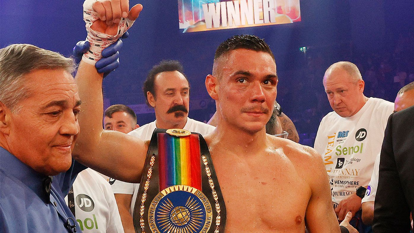 Sydney wins big as Tim Tszyu fight moved from Queensland