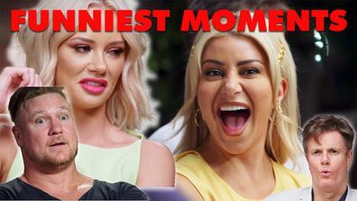 The funniest moments from the MAFS Grand Reunion Part 2