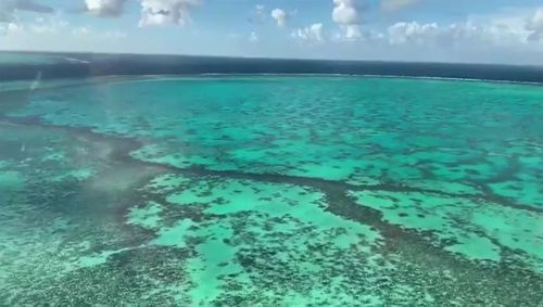 Great Barrier Reef health check finds coral cover is shrinking, prompting warning 64,000 tourism jobs could be
