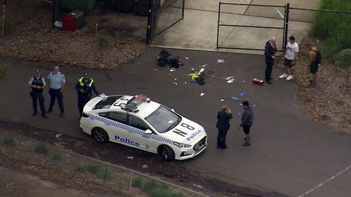 A teenage boy is in a serious condition after a stabbing in Blacktown.