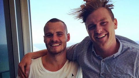 Big Brother love splits: Real-life housemates Lawson and Sam are both 'single'
