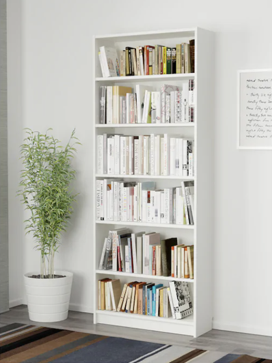 The popular bookcase regularly tops best-seller lists.