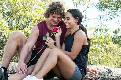 Brooke Blurton, Nick Cummins on The Bachelor, Bachelor in Paradise