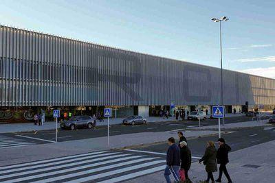 Murcia-Corvera Airport -- Spain
