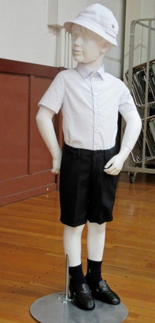 The uniforms cost $945. (AAP)
