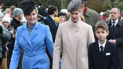 Royal mums: Sophie, Countess of Wessex