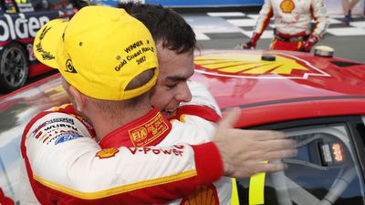 McLaughlin's Supercar gamble pays off