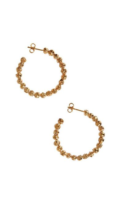 8. A pair of statement earrings