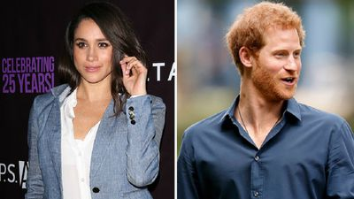 Prince Harry and Meghan Markle relationship: January 6, 2017