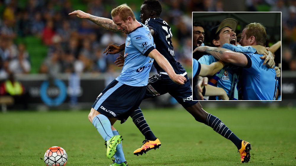 Sydney FC snatch A-L draw from Victory