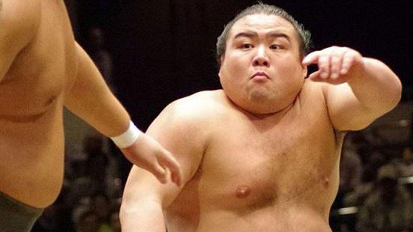 Sumo wrestler Shobushi, 28, becomes his sport's first victim of coronavirus
