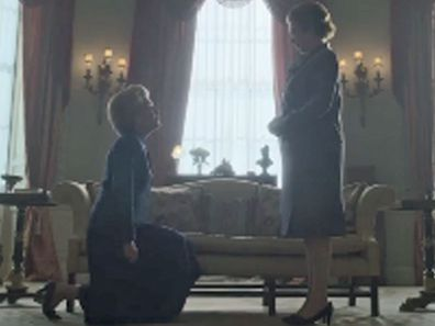 The Crown trailer sees Queen Elizabeth and Margaret Thatcher at odds
