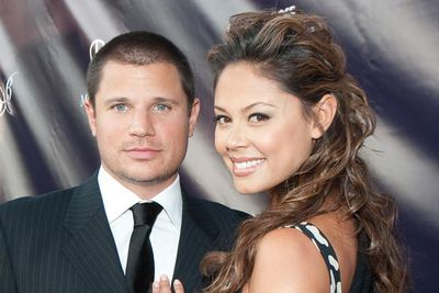 Jessica Simpson's ex Nick Lachey finally got engaged to Vanessa Minnillo this year, the couple has been dating since 2006.