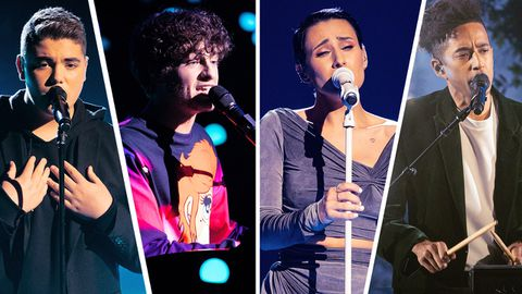 These are the Top 4 Artists of The Voice 2019 - nine com au