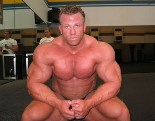 Luke Wood, who retired from the professional bodybuilding circuit in 2009, died in Westmead Hospital in 2011. (Supplied)