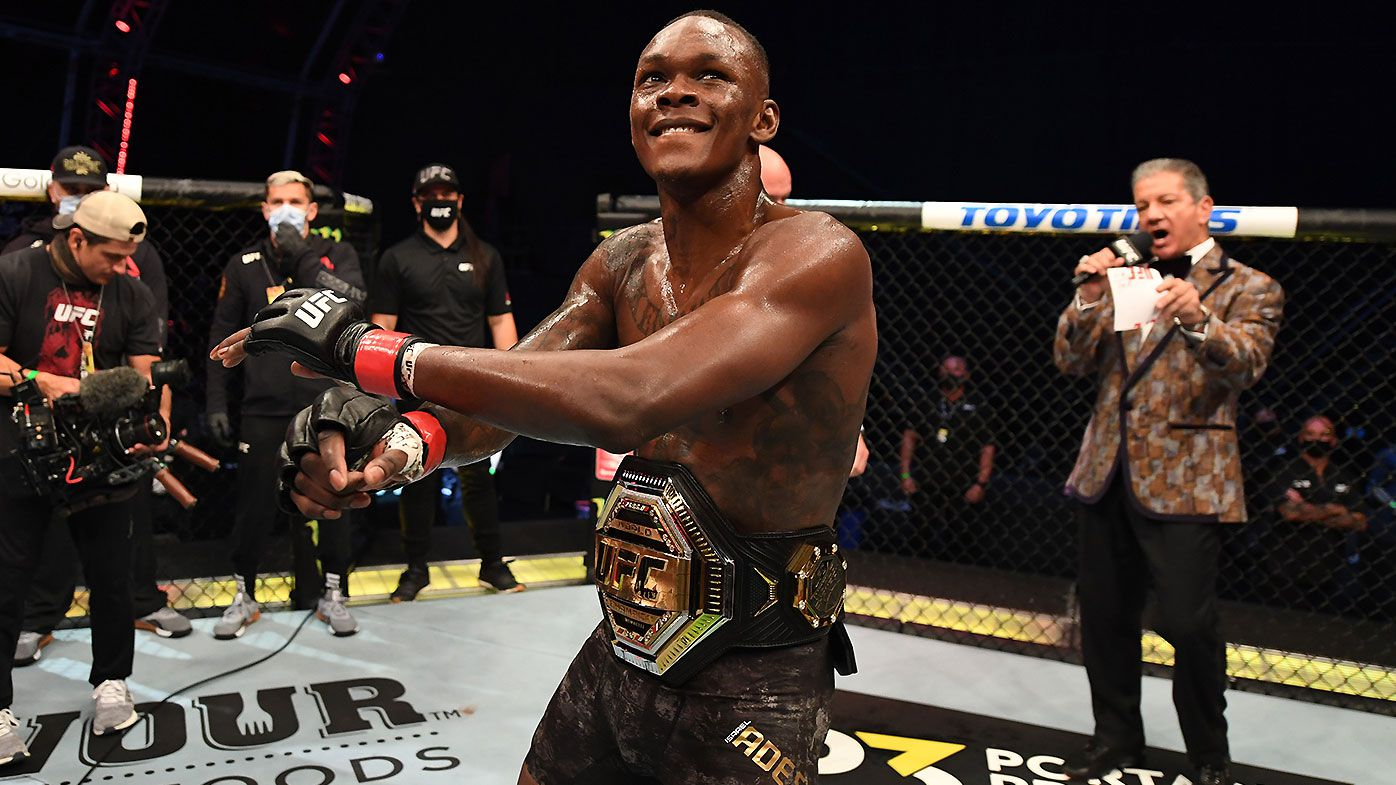 Israel Adesanya retains middleweight title after delivering brutal KO to Paulo Costa at UFC 253