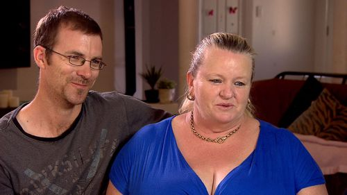 Brad and Lynn Cooper met online.