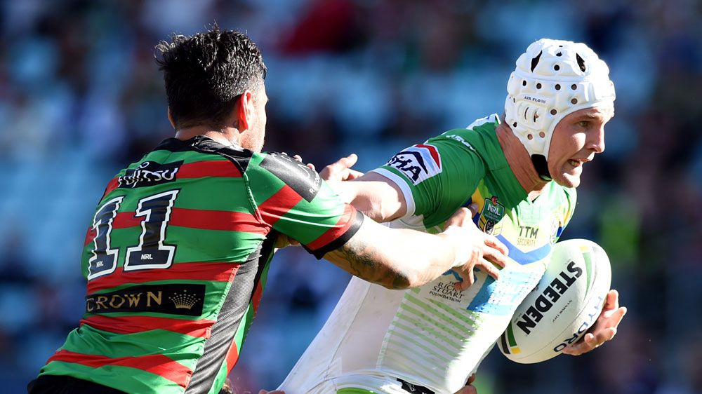 Raiders No.3 after trouncing Rabbitohs