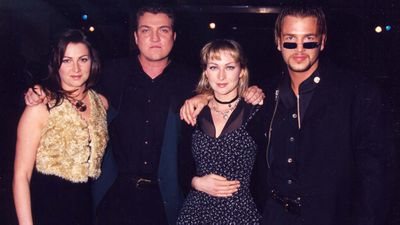 <p>Then: Ace of Base</p>