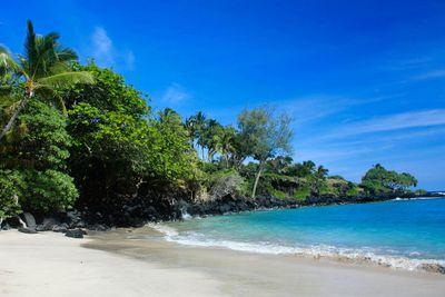 Hawaii: Hamoa Beach