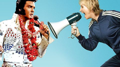 Priscilla Presley wants Glee to do an Elvis episode