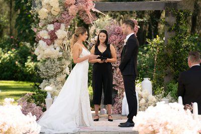 Rebecca's Vows: